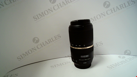 Lot 17198 TAMRON SP 70-300MM F/4-5.6 DI VC USD LENS