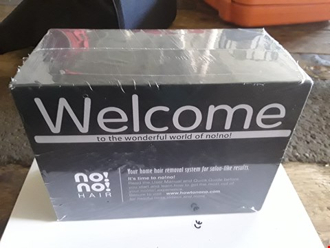 Lot 25 DESIGNER BOXED NO NO HOME HAIR REMOVAL SYSTEM
