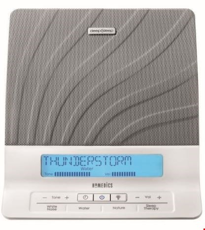 Lot 4121 BRAND NEW BOXED HOMEDICS - HDS 9000 DIS - AIDE AU SOMMEIL RRP £99.99