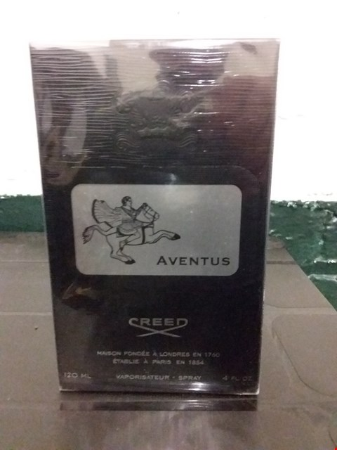 Lot 11001 BOXED CREED AVENTUS MAISON FONDE A LONDRES EN 1760 120ML VAPORISATEUR SPRAY