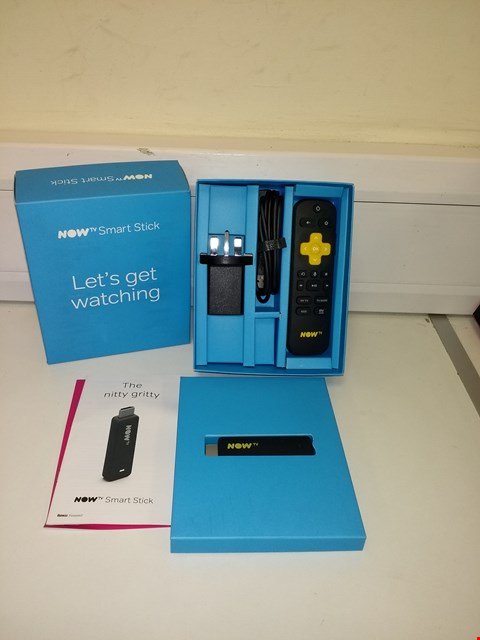 Lot 3005 NOW TV SMART TELEVISION STREAMING STICK