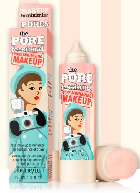 Lot 2912 BRAND NEW BENEFIT THE POREFESSIONAL PORE MINIMIZING MAKEUP  RRP £26.00