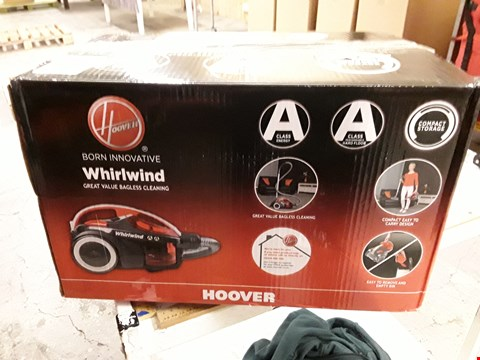 Lot 3042 HOOVER WHIRLWIND VACUUM CLEANER