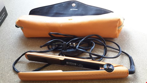 Lot 62 GHD 5.0 HAIR STRAIGHTENERS