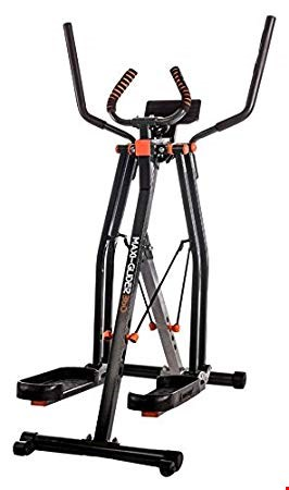 Lot 76 BOXED MAXI GLIDER 360 10 IN 1 CROSS TRAINER RRP £189.99