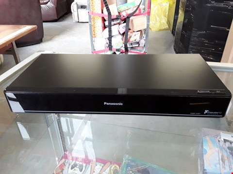 Lot 64 PANASONIC DMR-EX97 FREEVIEW RECORDER