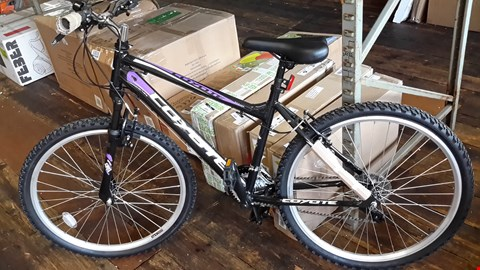Lot 1 COYOTE CHICAGO LADIES MOUNTAIN BIKE RRP £150