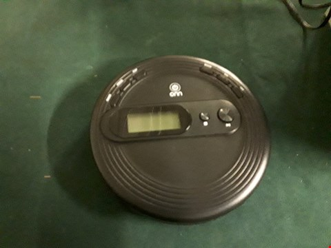 Lot 1208 ONN PERSONAL CD PLAYER