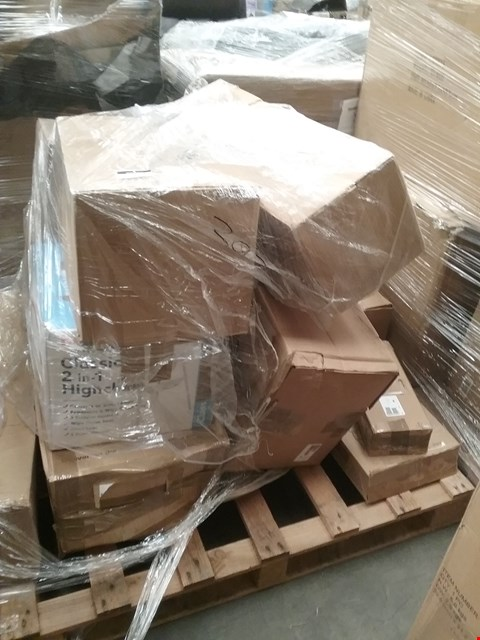 Lot 1037 PALLET OF APPROXIMATELY 12 ASSORTED PRODUCTS TO INCLUDE;