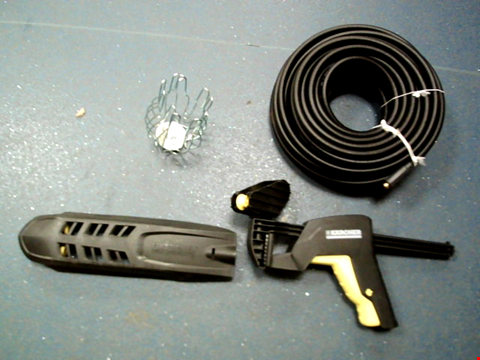 Lot 13634 KARCHER PC20 GUTTER AND PIPE CLEANING KIT
