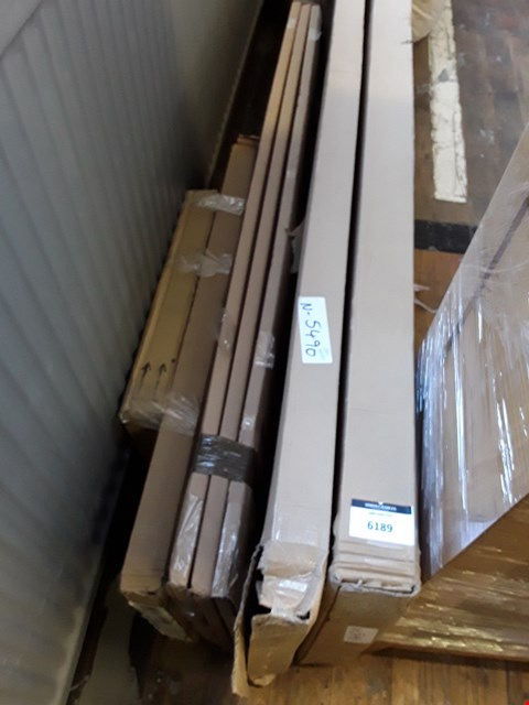 Lot 10116 4 PACKS OF ASSORTED FLAT PACK FURNITURE PARTS
