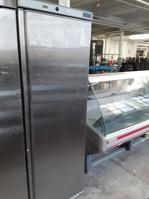 Lot 3 COMMERCIAL STAINLESS STEEL POLAR FREEZER
