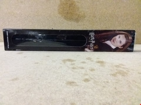 Lot 291 BRAND NEW BOXED GINNY WEASLEY'S WAND