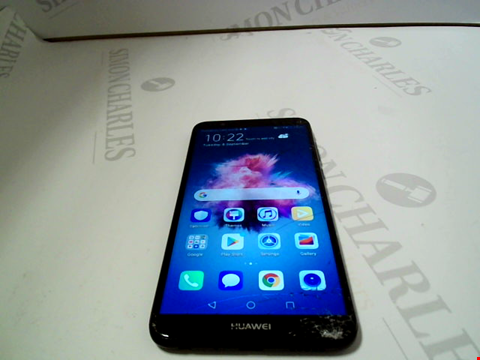 Lot 107 HUAWEI P SMART 32GB ANDROID SMARTPHONE