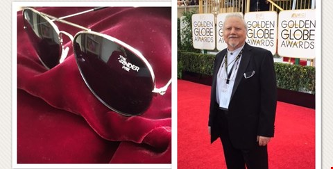 Lot 19 AVIATOR SUNGLASSES DONATED BY RENOWNED WRITER ARMANDO GALLO