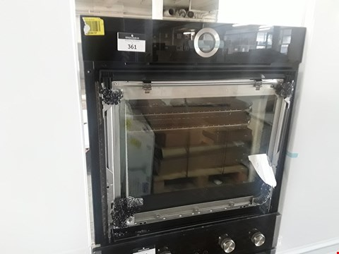 Lot 60 BOSCH INTEGRATED CLASSIXX PYRO MULTI FUNCTION ELECTRIC OVEN RRP £620