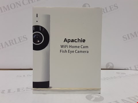 Lot 19346 APACHIE WIFI HOME CAM FISH EYE CAMERA