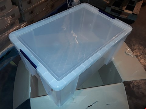 Lot 1024 BANKERS BOX PROSTORE PLASTIC STORAGE BOX