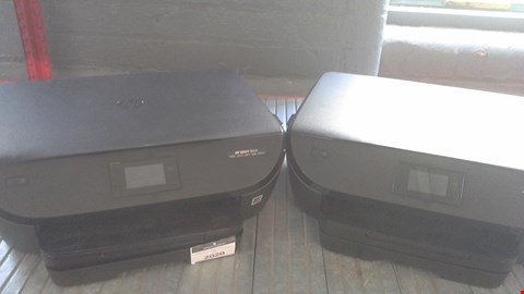 Lot 474 A LOT OF 4 HP PRINTERS TO INCLUDE HP DESKJET 3637 SND HP ENVY 5544