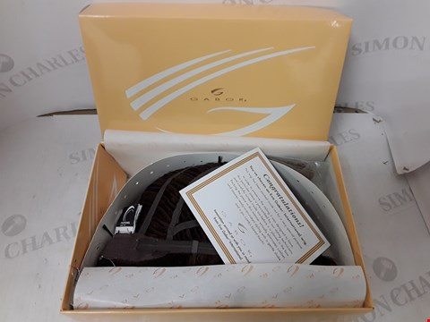 Lot 217 BOXED GABOR LUXURY COLLECTION WIG