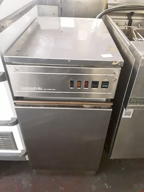 Lot 9002 COMMERCIAL STAINLESS STEEL PAKMASTER WASTE COMPACTOR
