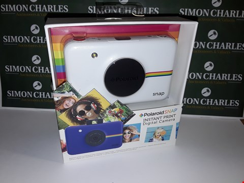 Lot 29 BOXED POLAROID SNAP INSTANT PRINT DIGITAL CAMERA
