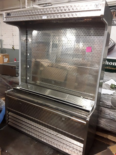 Lot 95 TALL REFRIGERATED RETAIL DISPLAY UNIT