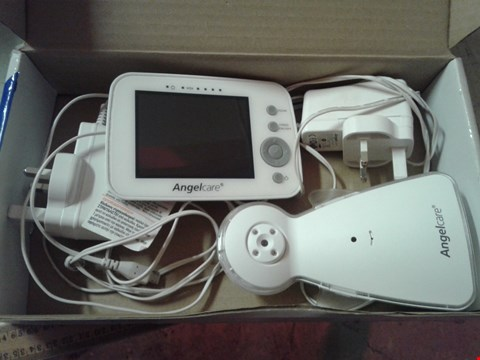 Lot 4194 ANGELCARE VIDEO & SOUND BABY MONITOR