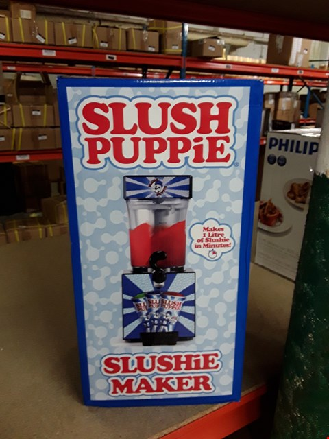 Lot 3033 SLUH PUPPIE SLUSHIE MAKER