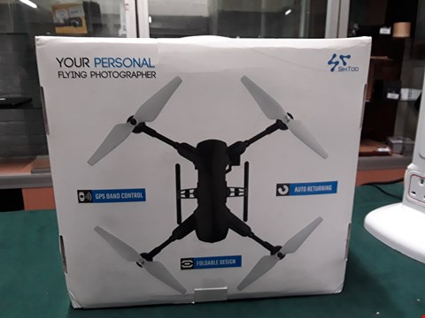 Lot 1011 FOLLOW ME READY TO GO DRONE  RRP £609.99