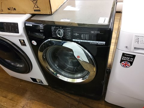 Lot 7067 HOOVER DXOC410C3B 10KG WASHING MACHINE  RRP £359.00