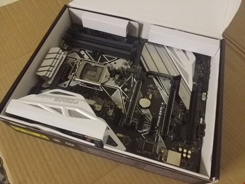 Lot 8001 ASUS PRIME Z370-A MOTHERBOARD