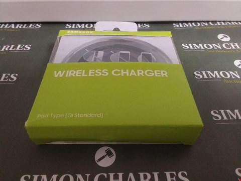 Lot 1047 SAMSUNG WIRELESS CHARGER