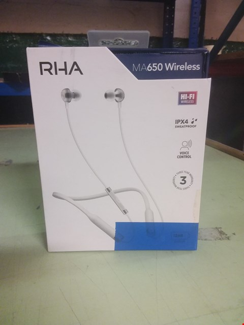 Lot 78 RHA MA650 WIRELESS HEADPHONES
