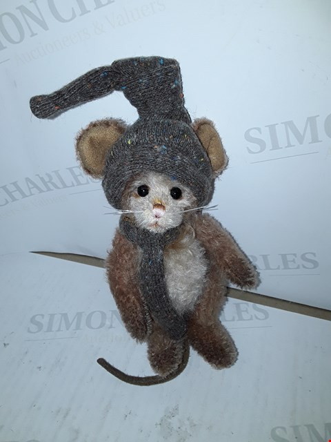 Lot 1625 CHARLIE BEARS MOUSE SOFT TOY