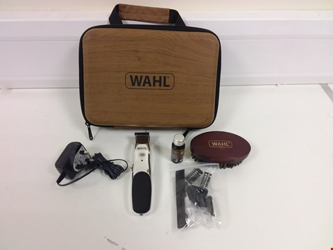 Lot 6152 WAHL CHROME STYLE ELECTRIC SHAVER WITH ACCESSORIES