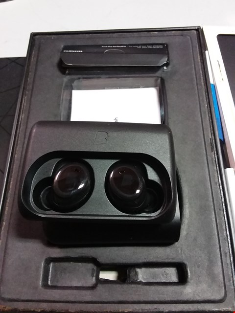 Lot 12229 BRAGI THE DASH WIRELESS SMART EARPHONES