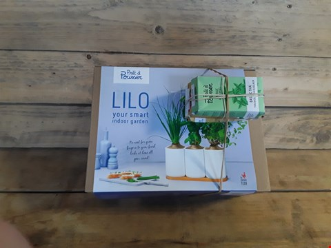 Lot 7212 PRET A POUSSER LILO INDOOR SMART GARDEN SET