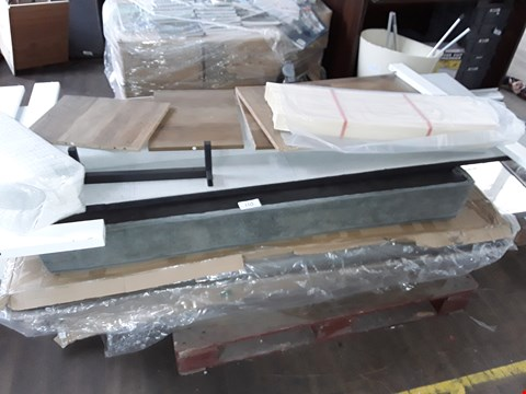 Lot 110 PALLET OF ASSORTED FLAT PACK FURNITURE PARTS