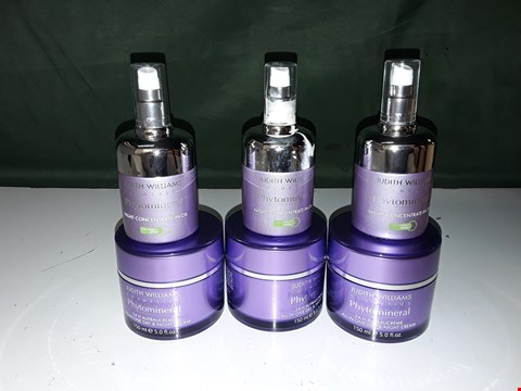 Lot 1299 3 X JUDITH WILLIAMS PHYTOMINERAL DAY AND NIGHT CREAM SETS