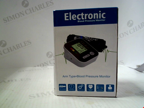 Lot 6152 BOXED ELECTRONIC BLOOD PRESSURE MONITOR