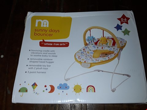 Lot 2343 GRADE 1 MOTHERCARE JUMPING GIRAFFE ENTERTAINER RRP £115