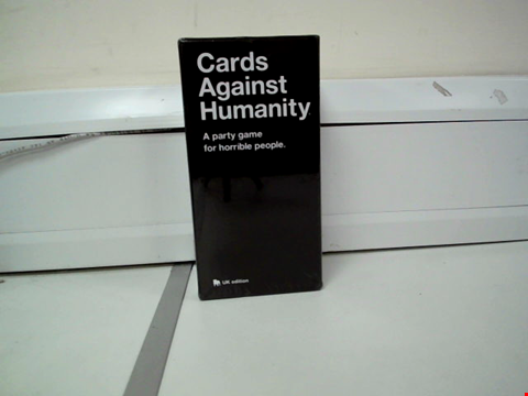 Lot 8006 CARDS AGAINST HUMANITY - UK EDITION