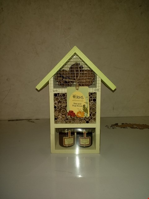 Lot 14441 ROYAL HORTICULTURAL SOCIETY INSECT HOUSE RRP £29.99
