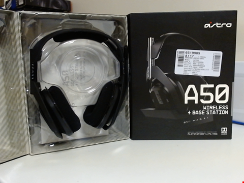 Lot 15413 ASTRO GAMING A50 WIRELESS GAMING HEADSET