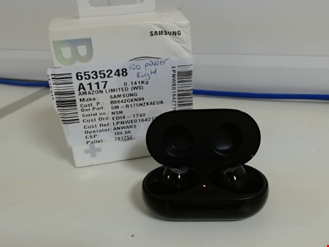 Lot 6490 SAMSUNG GALAXY EARBUDS + IN BLACK