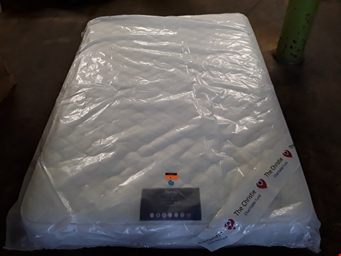 Lot 6 QUALITY BAGGED FOGARTY COOL BLUE 1500 POCKET 140CM MATTRESS