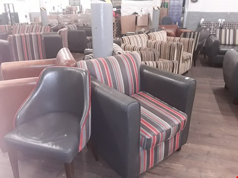 Lot 68 APPROXIMATELY 6 ASSORTED ARMCHAIRS