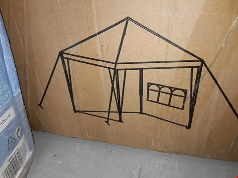 Lot 7007 GRADE 1 3 X 3M POP UP GAZEBO WITH 3 PIECE SIDE PANELS RRP £200.00