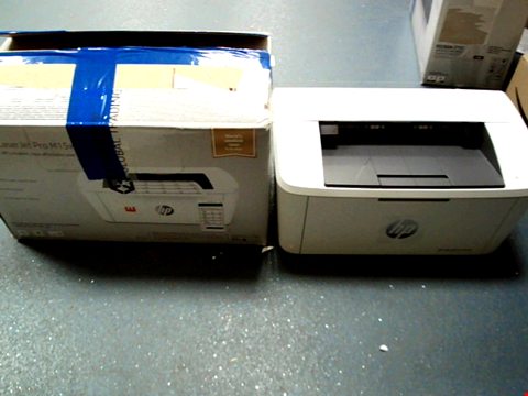 Lot 11330 HP LASERJET PRO M15W PRINTER, WHITE